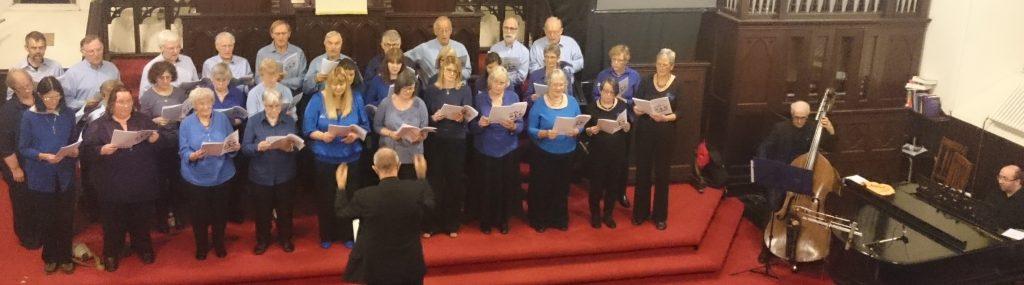 Dunbar Choral in Dunbar