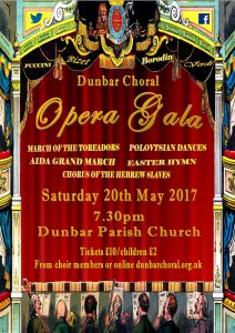 Opera Gala Poster